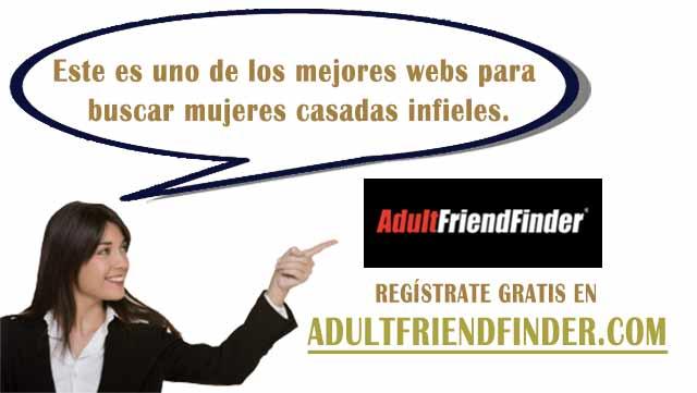 Deberías suscribirte a AdultFriendFinder